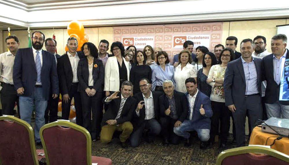 Ciudadanos presenta a Salvador Hervás como candidato a la alcaldía