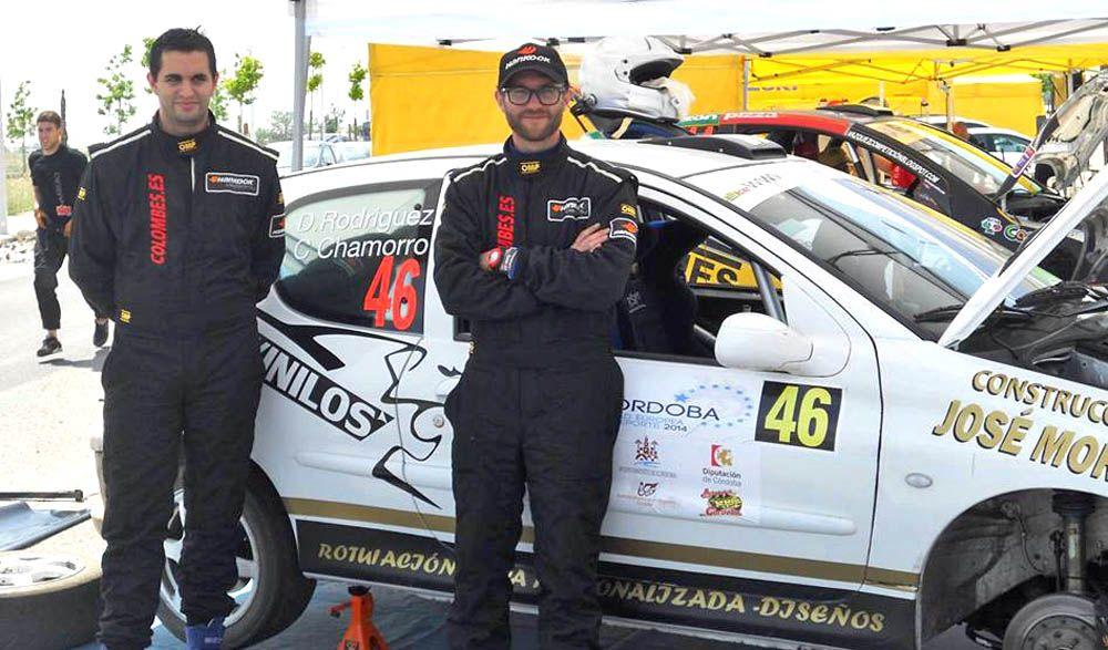 Carlos Chamorro y Daniel Rodríguez