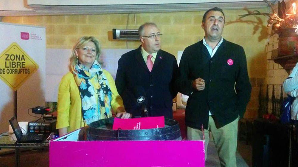 UPyD presenta Beatriz Ramírez como candidata a la alcaldía
