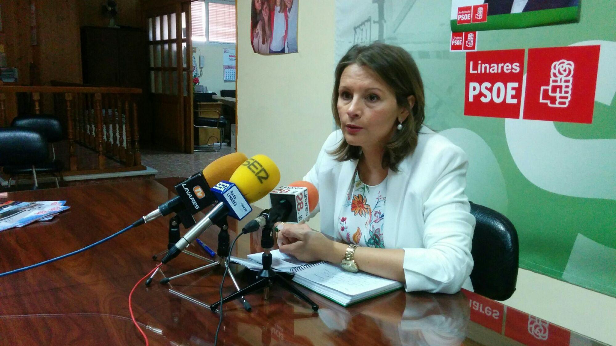 Ana Cobo defiende la gestión socialista en materia de Industria