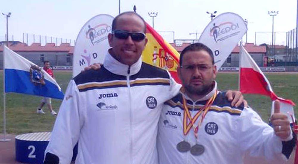 Dos nuevos campeonatos de España para Carlos Hugo García