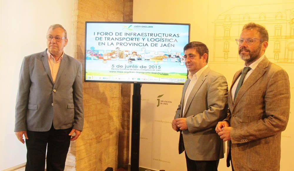 El I Foro de Infraestructuras de Transporte y Logística reunirá en IFEJA a más de 250 profesionales del sector