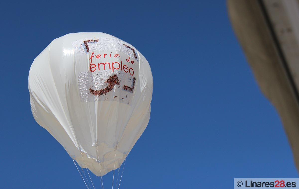 Linares celebra su primera Feria del Empleo