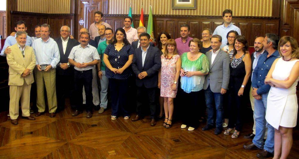 La Diputación Provincial de Jaén celebra el último pleno de este mandato corporativo