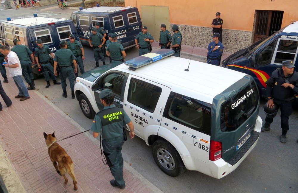 Desmantelada en Linares la principal red de distribución de droga en la provincia