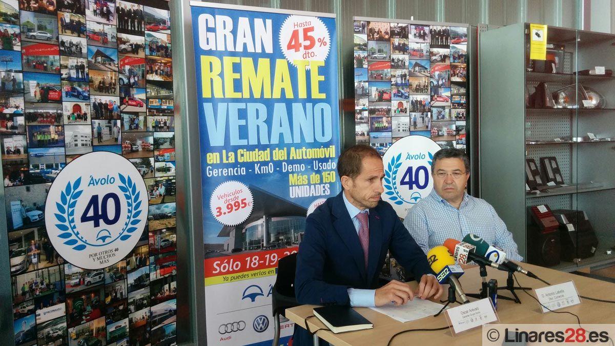 """El Grupo Ávolo lanza su """"Gran Remate Verano 2015″"""