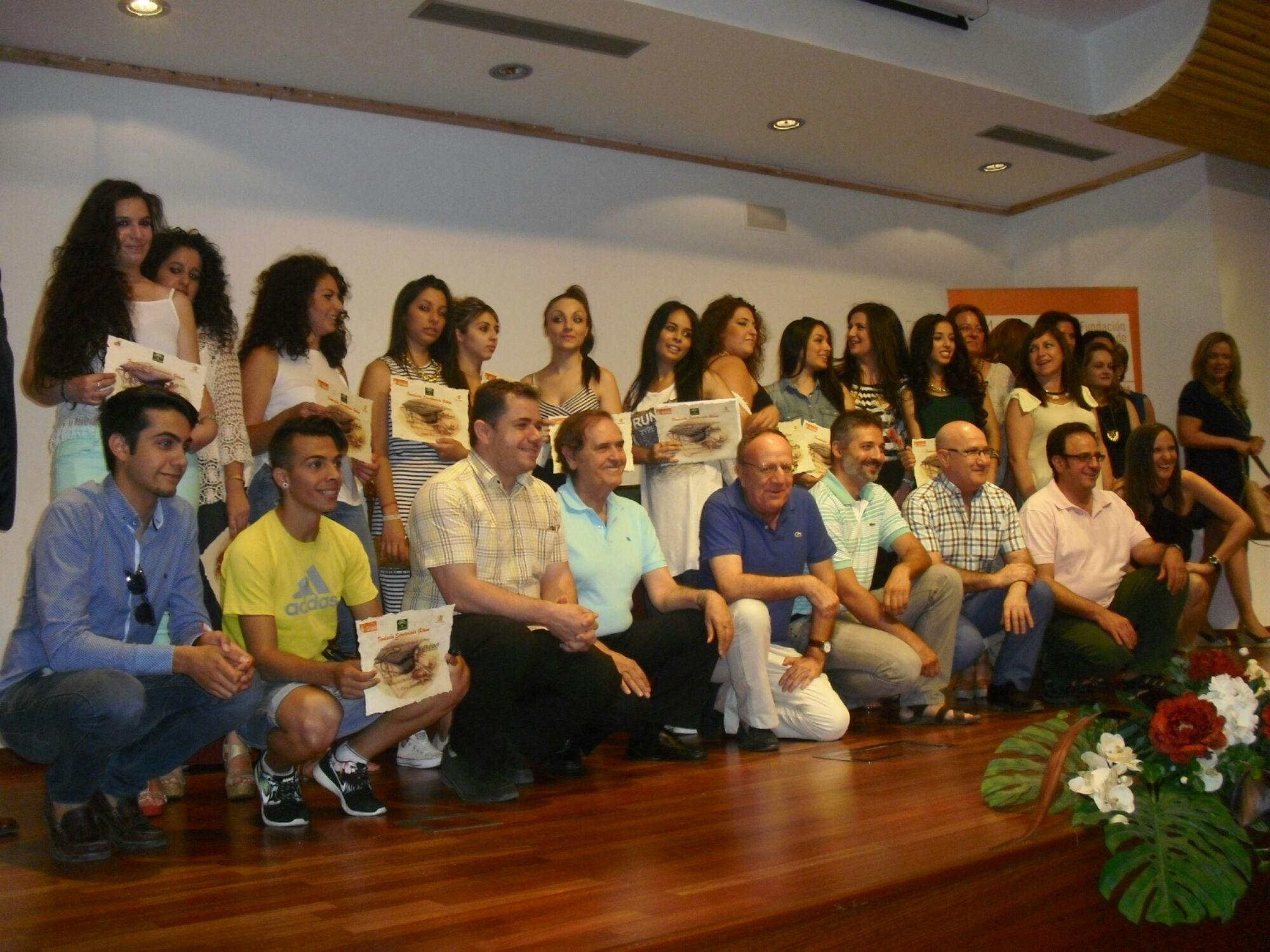 Encuentro de estudiantes gitanos en El Pósito