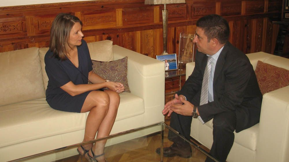 La Junta reitera su colaboración con la Diputación de Jaén en el impulso a iniciativas y proyectos para el avance de la provincia