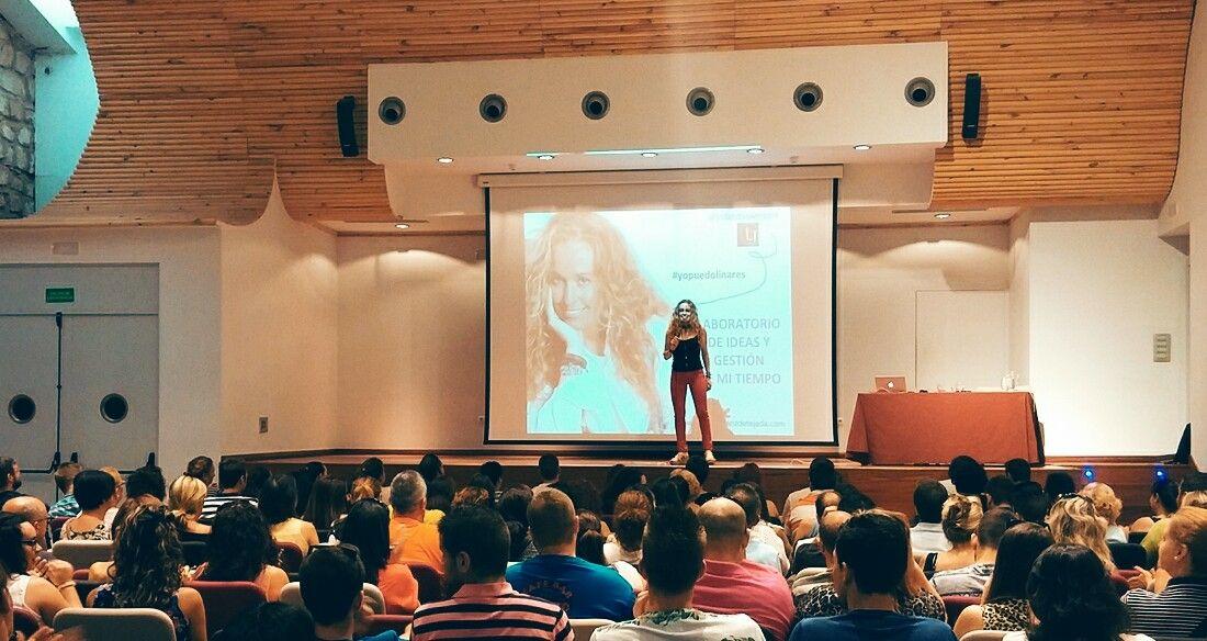 Linares sede del Proyecto Proempleo6