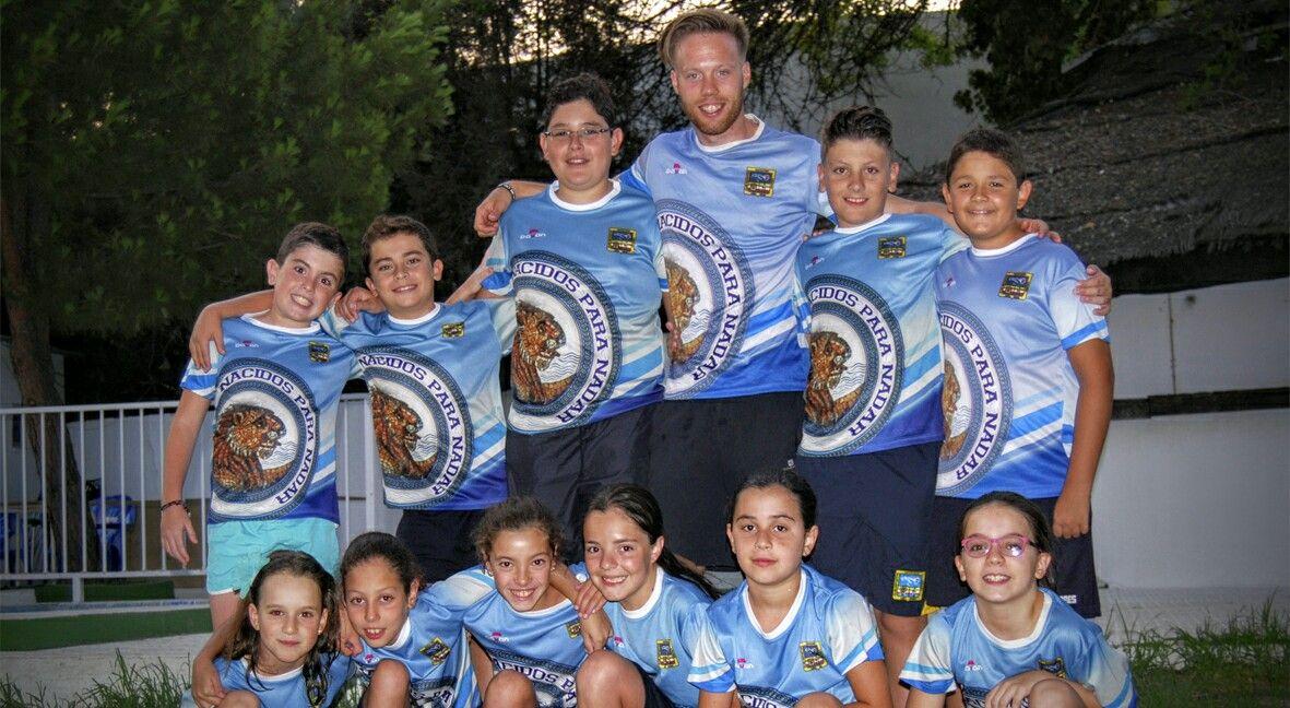 El Club Natación Linares viaja a Sevilla
