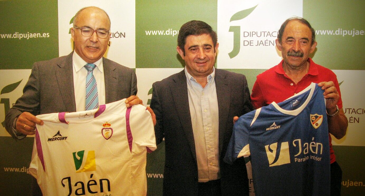 La Diputación esponsorizará al Linares Deportivo