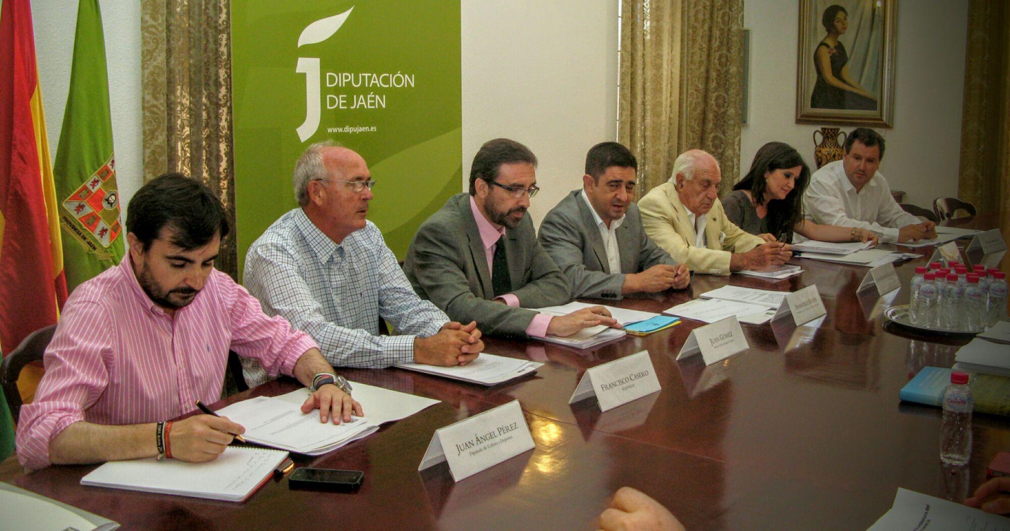La comisión técnica para que el Paisaje Cultural del Olivar sea Patrimonio Mundial continúa trabajando en nuevas propuestas