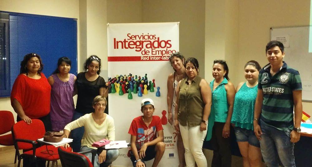 Culmina un curso de Esfuerzo de Integración para personas inmigrantes