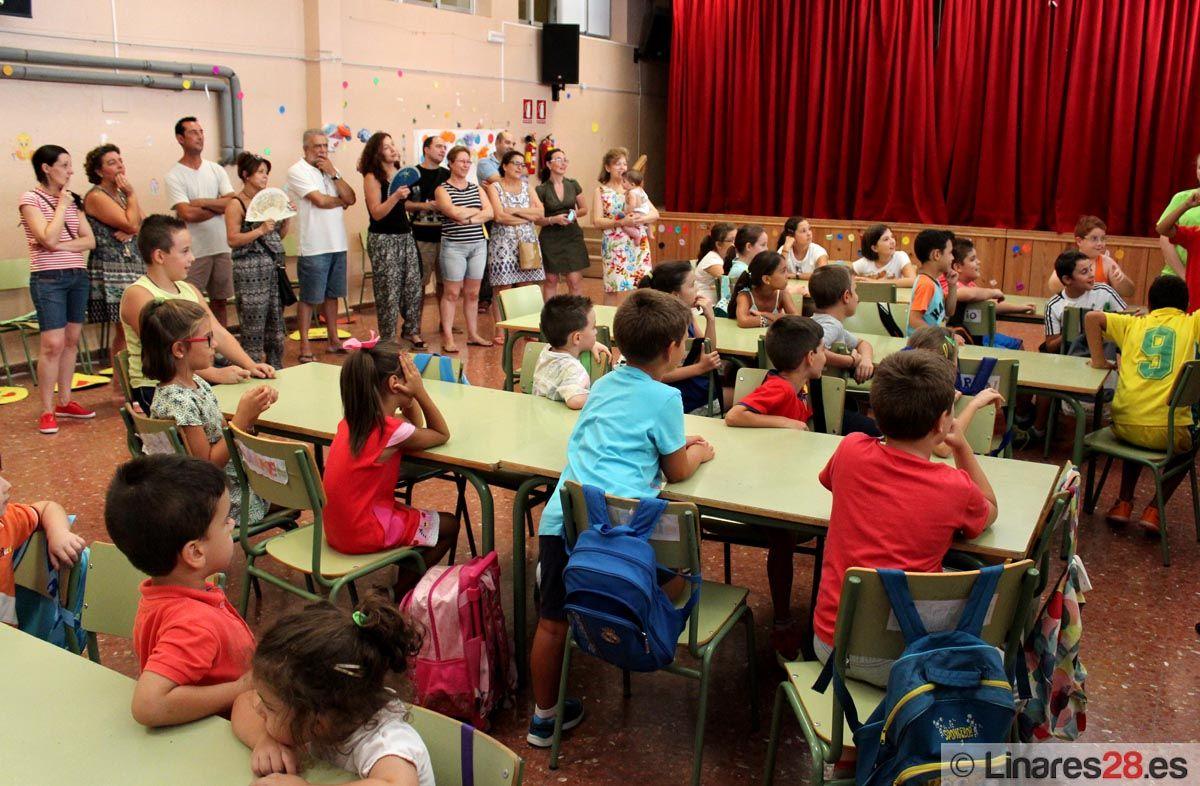 """Finaliza """"Educando 2015"""" en la Estación de Linares-Baeza"""