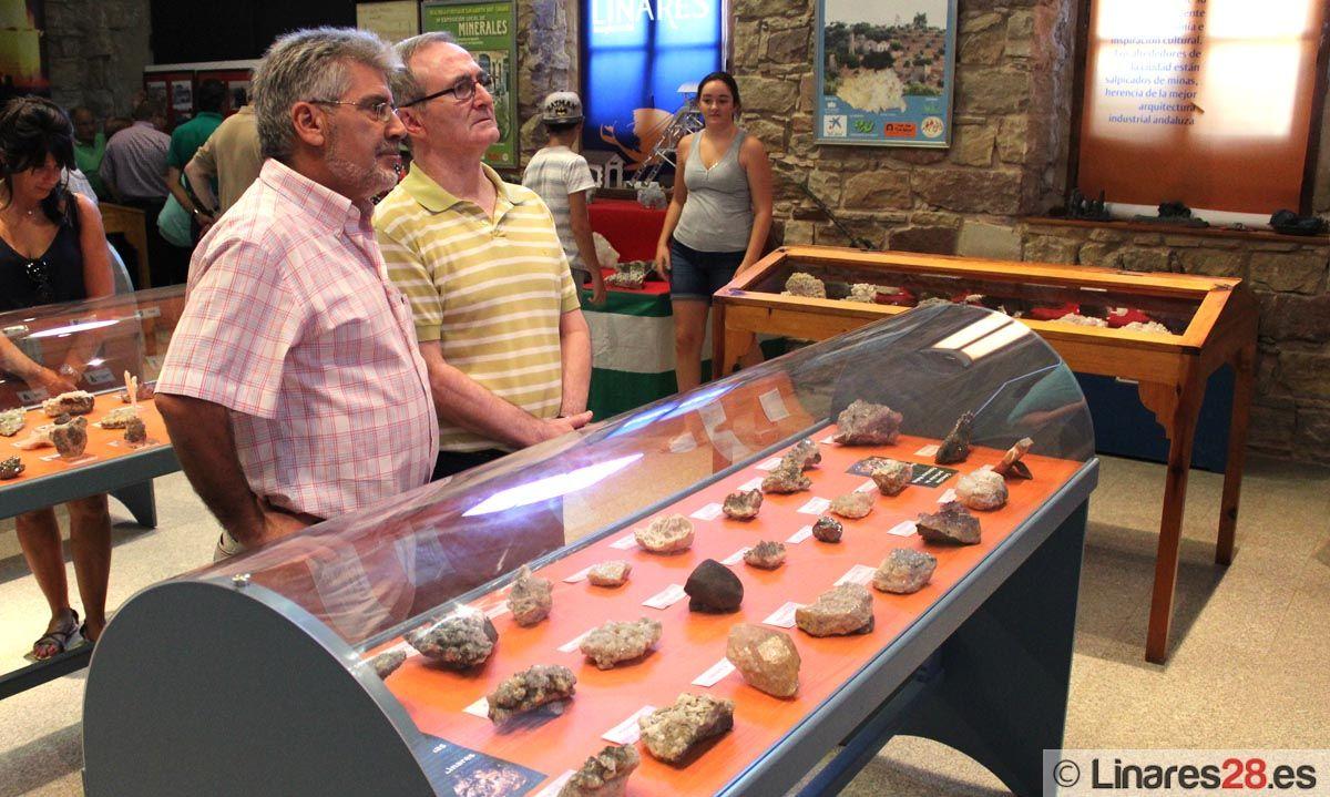 Pasión por la Feria, pasión por los minerales