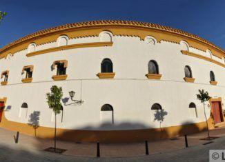 Plaza de Toros de Linares, Coso de Santa Margarita