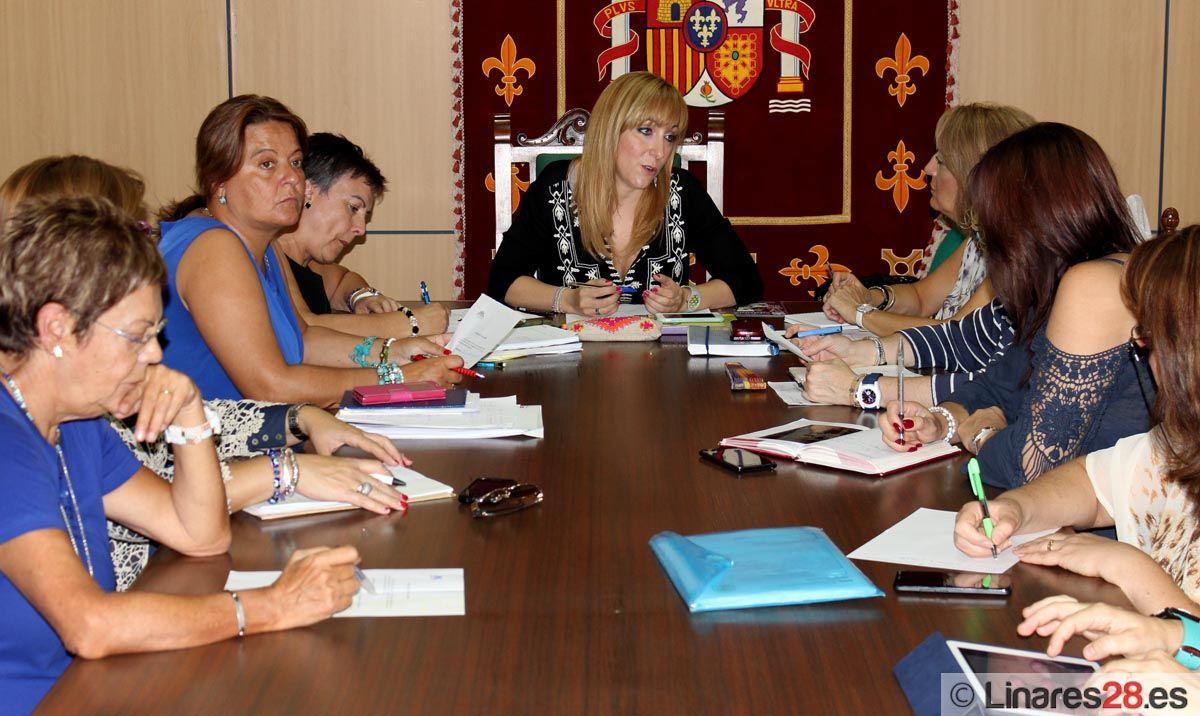 Primera reunión del Consejo Local de la Mujer