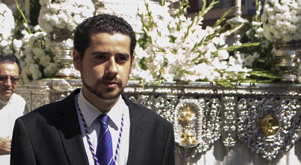 Juan José García Solano Pregonero Oficial de la Semana Santa de Linares 2016