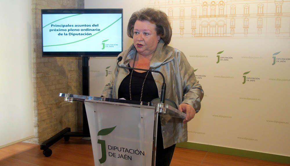 El pleno de la Diputación aprobará el jueves la convocatoria del Plan Provincial de Obras y Servicios para 2016