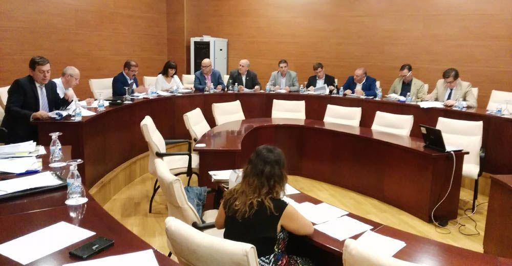 Ángel Vera Sandoval, elegido nuevo presidente del Consejo de Administración de Ferias Jaén