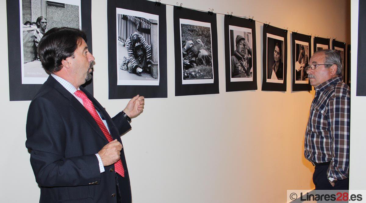 Antonio del Arco muestra su fotografía más social en D@nzarte