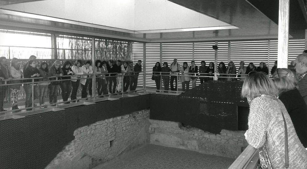 Los 'Itinerarios Culturales' de la UJA llegan a Cástulo
