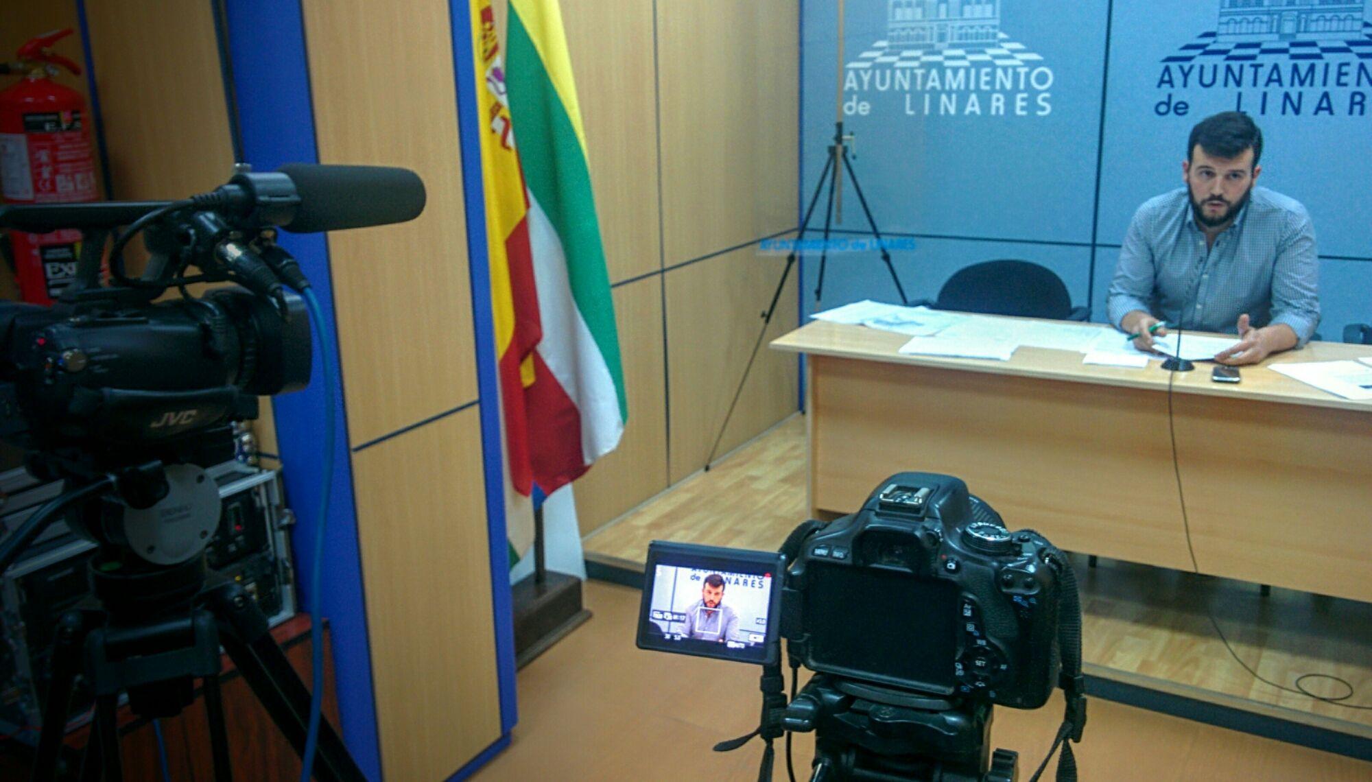 En estos momentos rueda de prensa de Rafael Sampedro