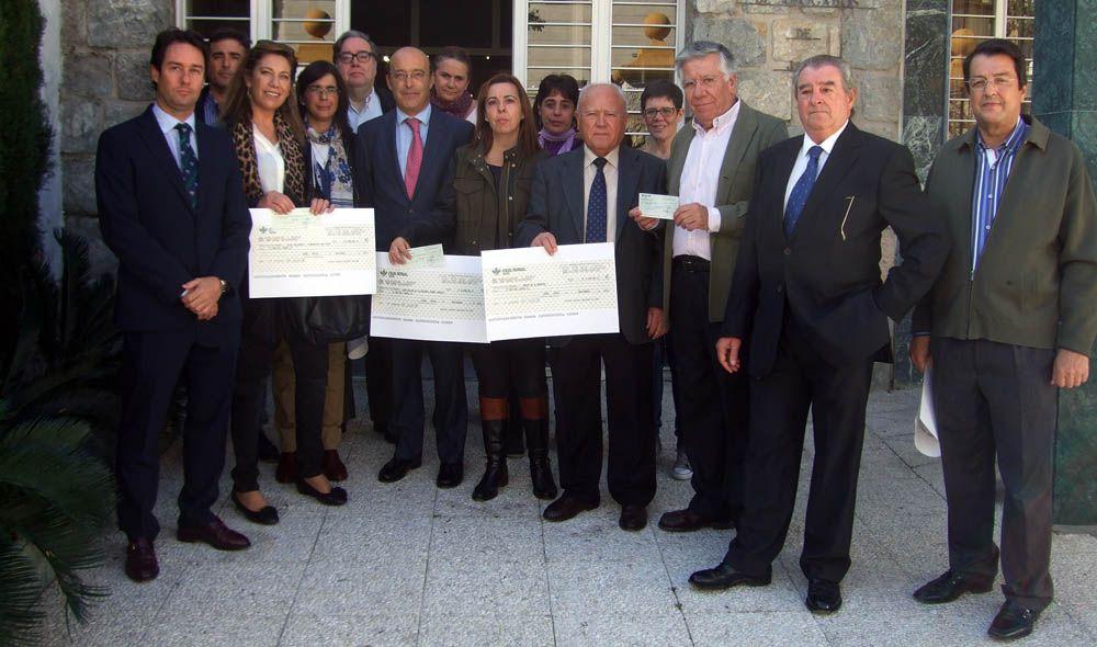 La Asociación de Alzheimer de Linares recibe una ayuda del Colegio de Abogados