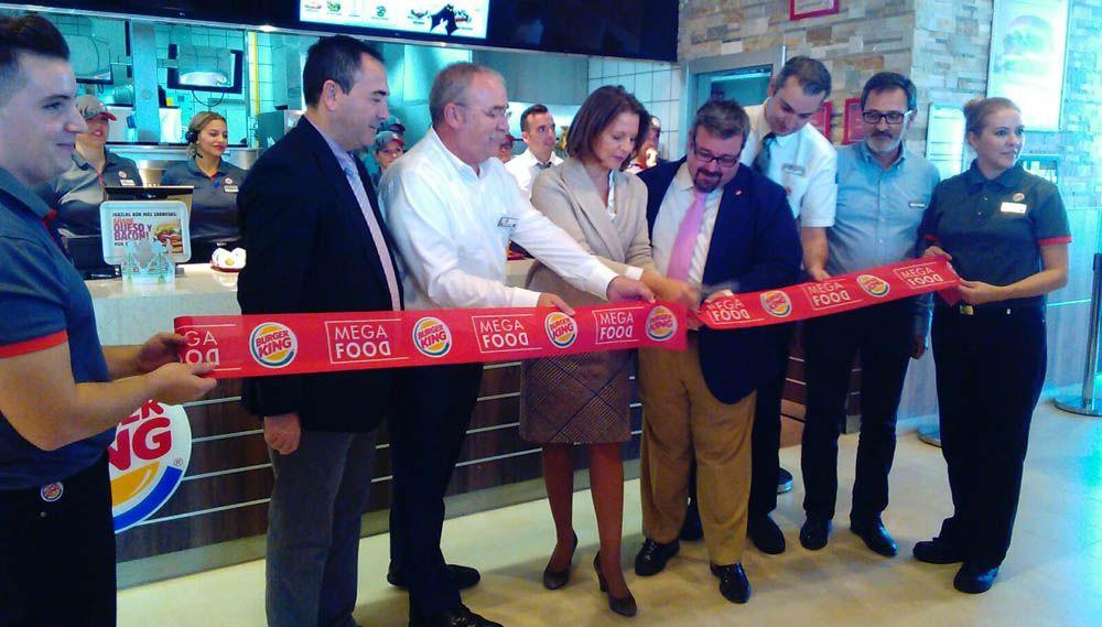 BURGER KING crea 25 nuevos puestos de trabajo en Linares