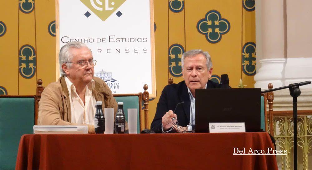 Cristóbal Casado y D. Brigido Bazán
