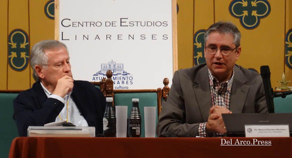 Cristóbal Casado y D. Lorenzo Martínez