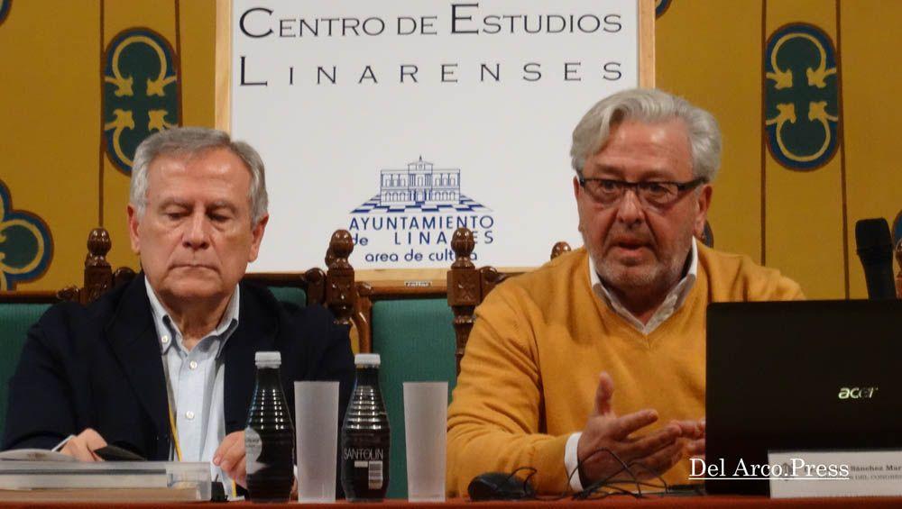 Cristóbal Casado y D. Miguel Ruiz