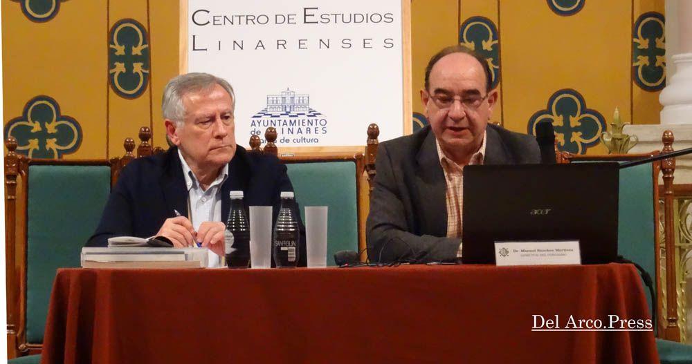 Cristóbal Casado  y D. Natalio Camarero