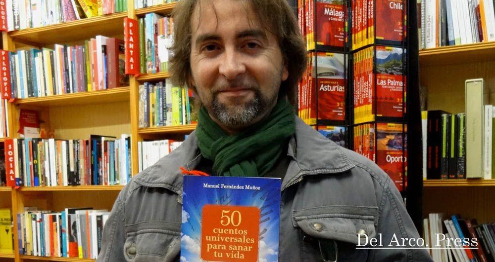 """PRESENTADO EL LIBRO """"50 CUENTOS UNIVERSALES PARA SANAR TU VIDA"""""""