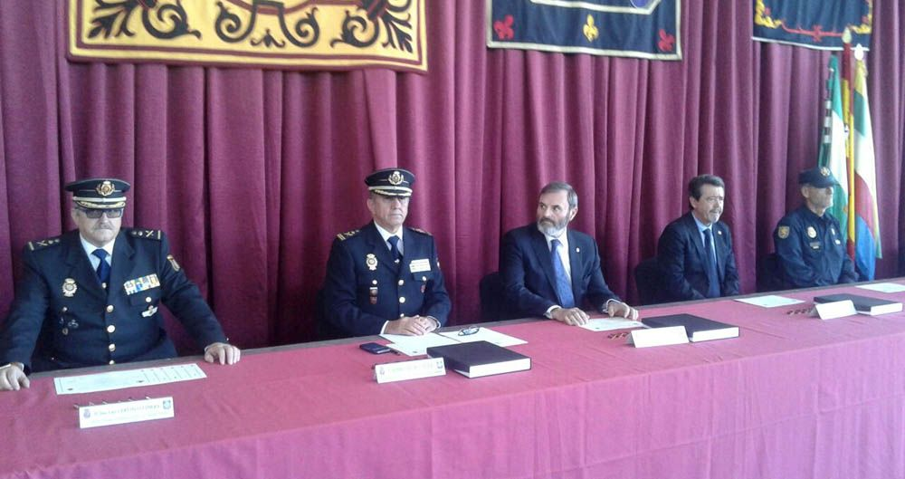 Clausurados los cursos de Dirección, Coordinación y Mando para Unidades de Intervención Policial