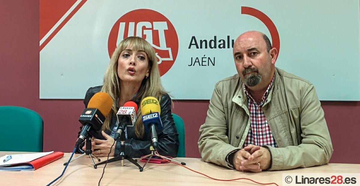 UGT pretende volver a ser referente de la formación y orientación laboral en Linares