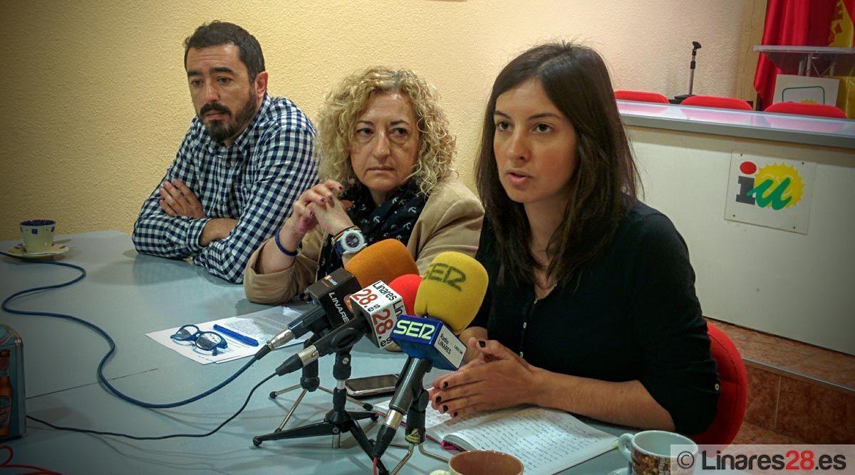 La linarense Ana Manuela Jiménez encabezará la candidatura de Unidad Popular en Jaén