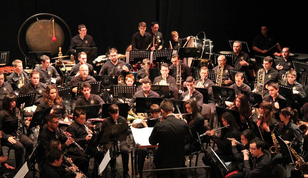 Concierto Santa Cecilia AML 1875