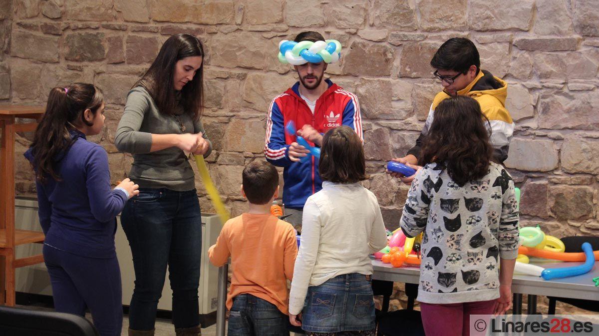 Actividades para niños en la Estación de Madrid