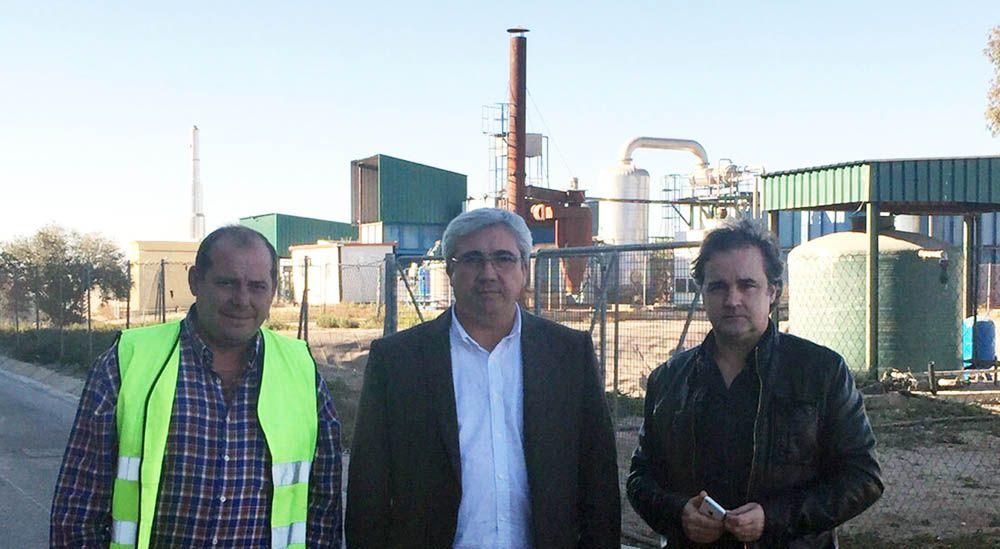 La Planta de Tratamiento de RSU del Guadiel producirá energía eléctrica a partir del biogás el próximo mes