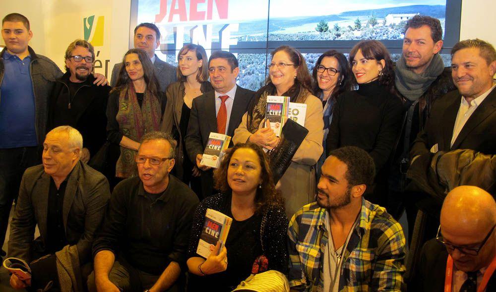 El programa 'Jaén con el cine. 25 años' se presenta en Fitur como un nuevo argumento para atraer viajeros a la provincia