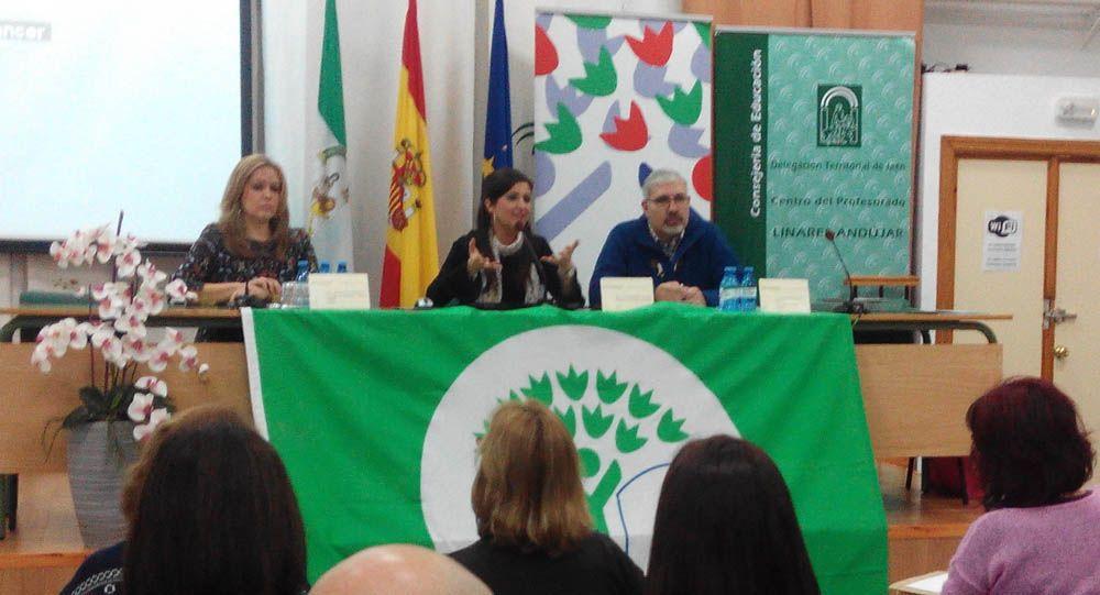 Presentan en Linares el programa de Ecoescuelas