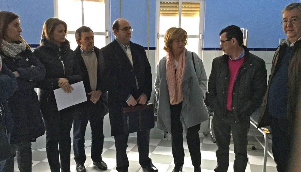 """Actuaciones """"en breve"""" en el Consultorio de la Estación Linares-Baeza"""