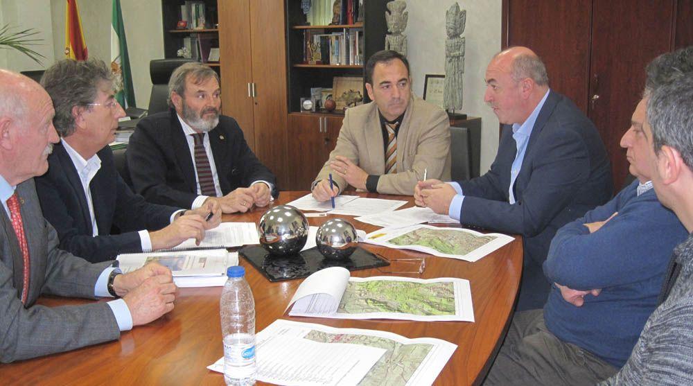 Se reactiva el interés por los yacimientos del distrito minero de Linares