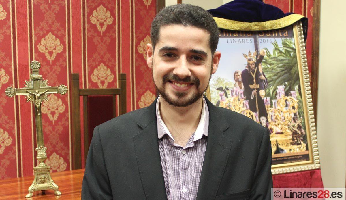 Juan José García Solano - Pregonero de la Semana Santa de Linares 2016