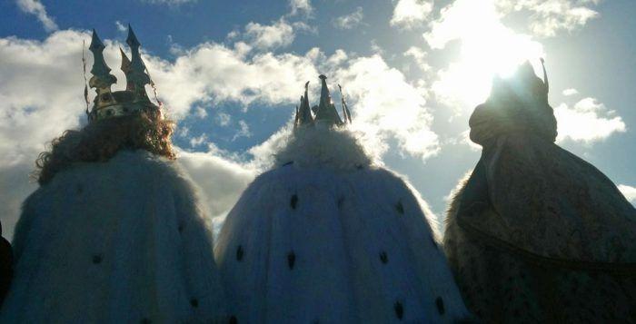 Los Reyes Magos en Linares