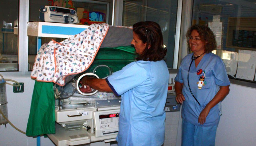 La Unidad de Gestión Clínica de Ginecología del Hospital de Linares atendió 1.030 nacimientos durante el año pasado