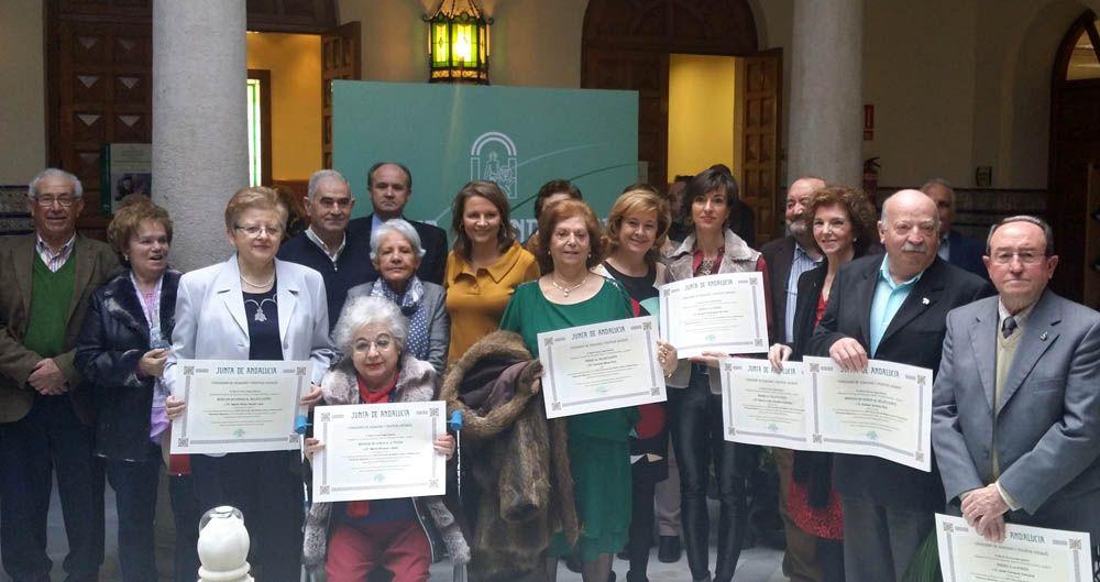 Linarenses premiados en el XIV Concurso de Relato Corto y Poesía para mayores de 60 años