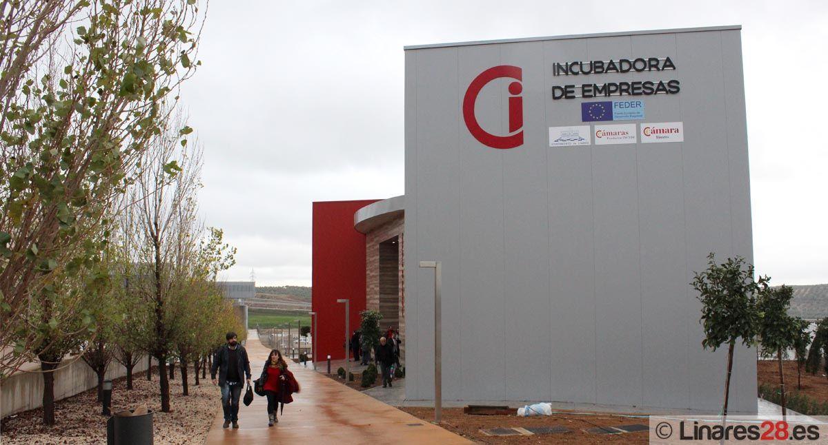 Linares inaugura su nueva Incubadora Empresarial