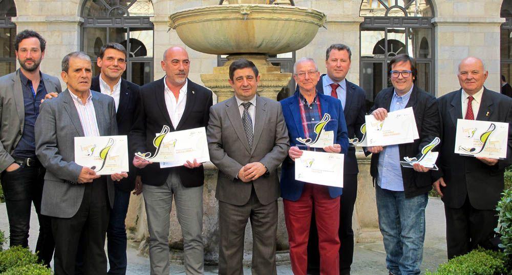 Diputación distingue el restaurante Los Sentidos y al chef Pablo Gámez en los Premios Degusta Jaén